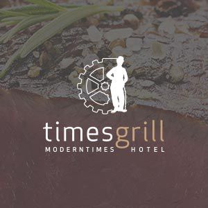 Mittagessen im Times Grill